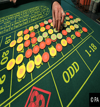 Casino Table Game Odds